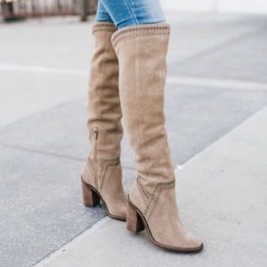 Vince Camuto Madolee Over the Knee Boots - New